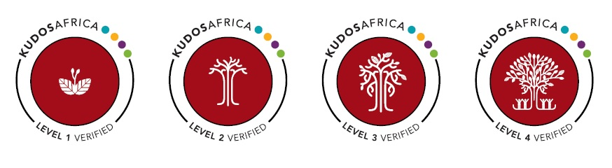 Sustainabilty rating verification levels 1 to 4