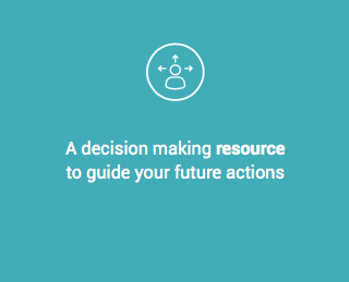 decision making resource to guide future actions
