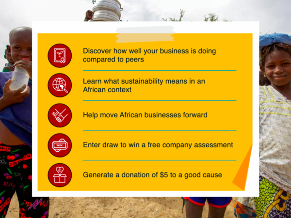 Survey of Sustainability in African Businesses: KudosImpact Pulse Project